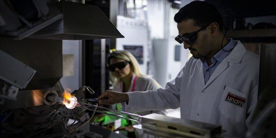 Türkiye'nin ilk milli aktif fiberi Bilkent UNAM'da üretildi