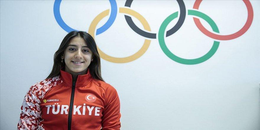 Milli atlet Mizgin Ay: Olimpiyat şampiyonu olacağıma da inanıyorum