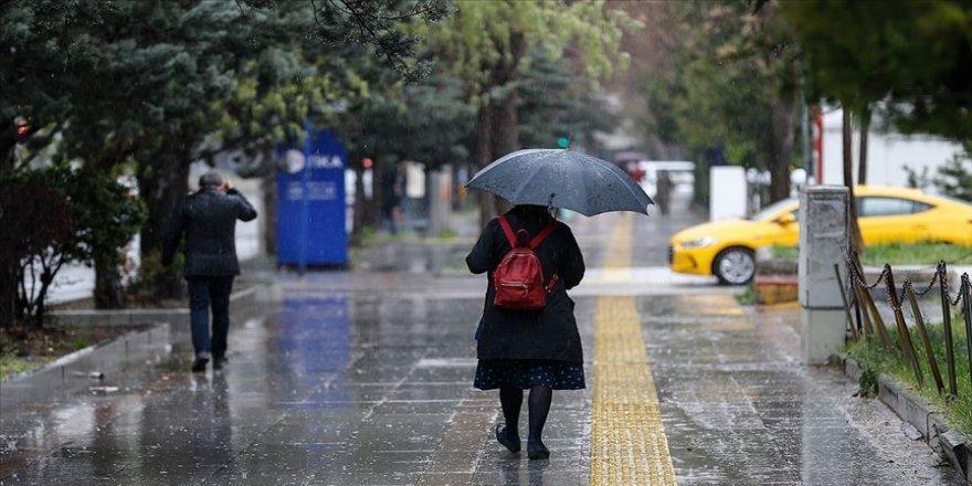 Meteorolojiden kuvvetli yağış, fırtına ve çığ uyarısı