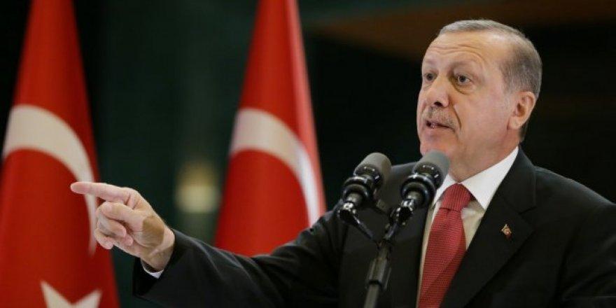 Erdoğan,Şehitler tepesi hiçbir zaman boş kalmayacak