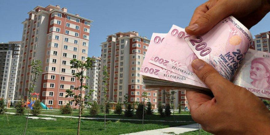 2020'de banka kredili satılan konut adedi 500 bini aşacak