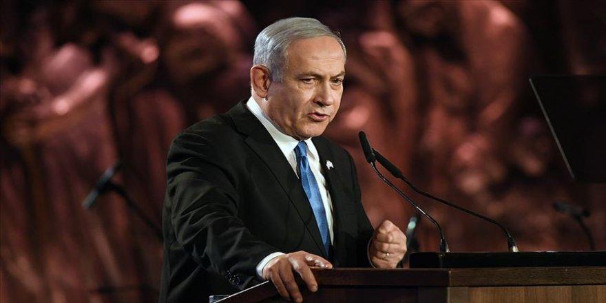 Netanyahu'dan seçim sonrası 'Filistin topraklarını ilhak' açıklaması
