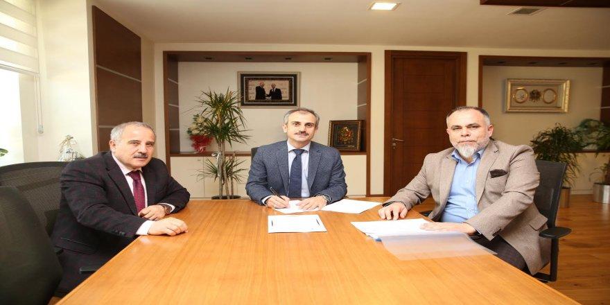 Belediye Kızılay işbirliği protokolü