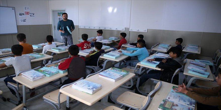 Türkiye, Suriyeli çocukların okullaşmasında dünyaya örnek oldu