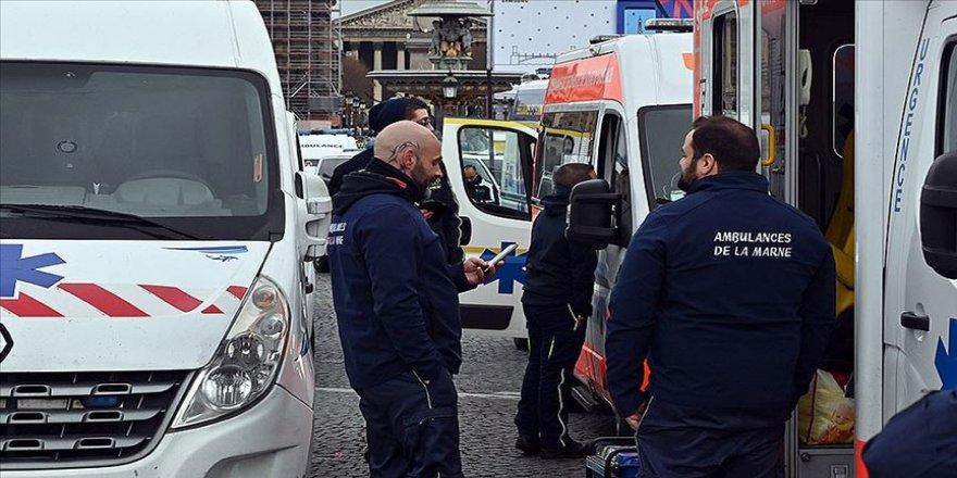 Fransa'da hızlı tren raydan çıktı: 21 yaralı