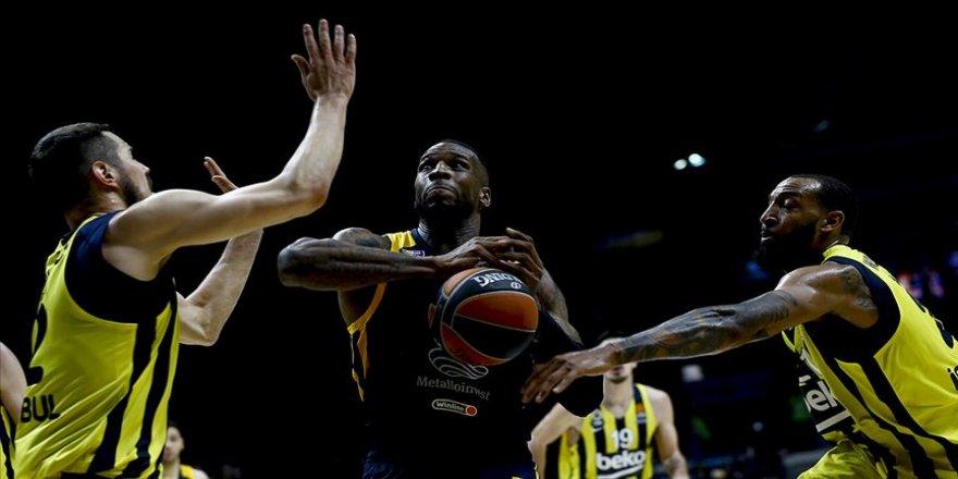 Fenerbahçe Beko deplasmanda yenildi