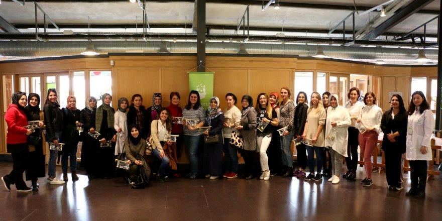 Bilim Merkezi ve Kâğıt Müzesi'nde Kadınlar Günü etkinliği