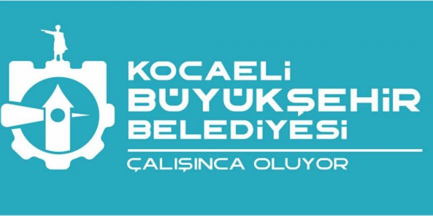 Büyükşehir'den kamuoyuna duyuru