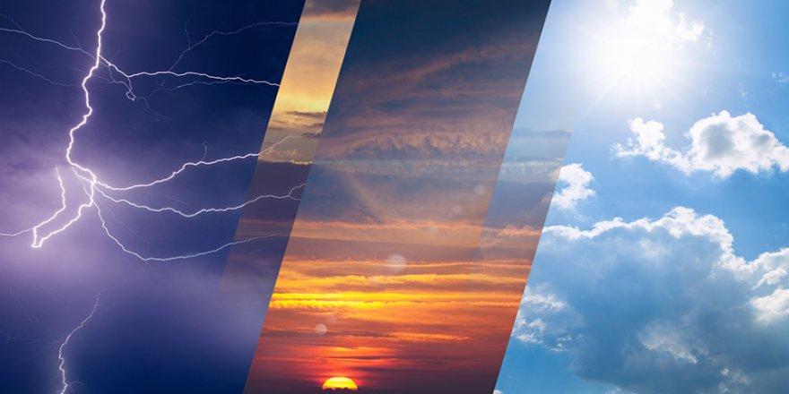 Gebze'de 5 günlük hava durumu