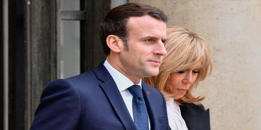 Fransa'da yerel seçimlerin ilk turunun kaybedeni Macron'un partisi