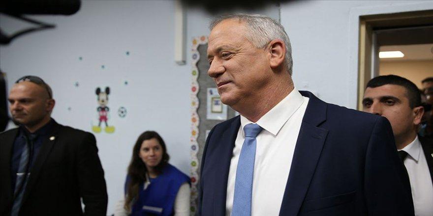 İsrail Cumhurbaşkanı hükümeti kurma görevini Netanyahu'nun rakibi Gantz'a verdi
