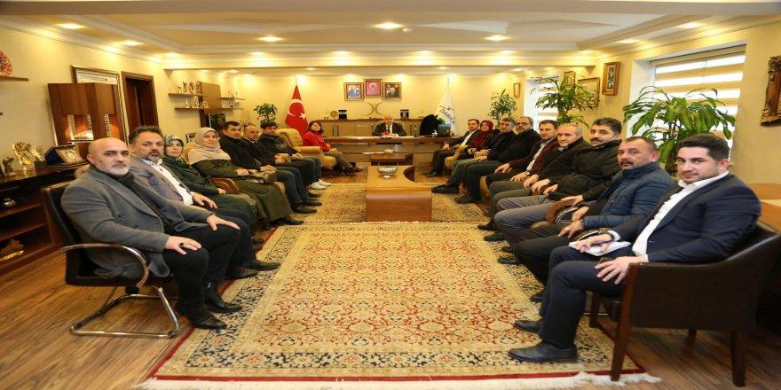 Başkan Bıyık, meclis üyelerini bilgilendirdi