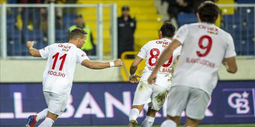 Antalyaspor, Beşiktaş karşısında da yenilmezliğini sürdürme peşinde