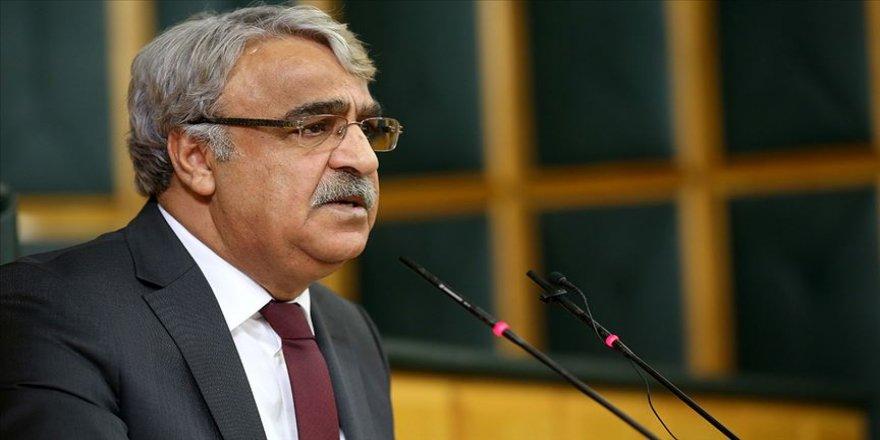 HDP Eş Genel Başkanı Sancar: Şimdi ortak yanlarımızı öne çıkarma zamanı