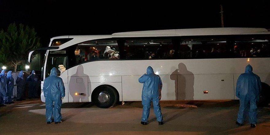Cumhuriyet Başsavcılığı: İki yolcunun karantina otobüsünden alınmasına soruşturma