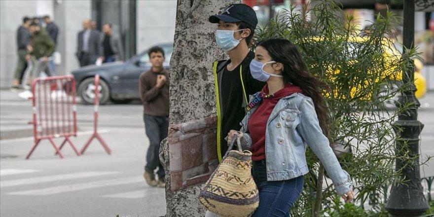 Cezayir'de koronavirüsten ölenlerin sayısı 8'e yükseldi