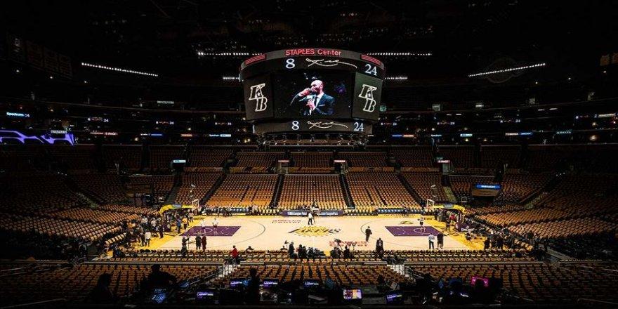 NBA'de Kovid-19 vakası 14'e yükseldi