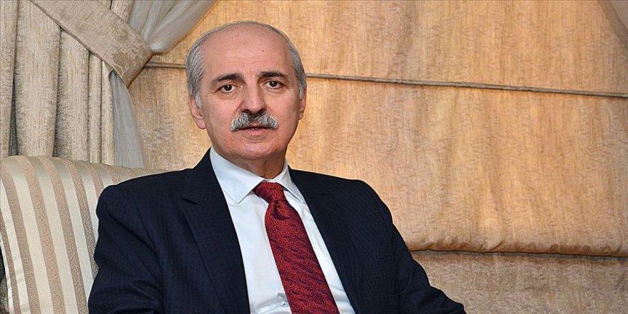 AK Parti Genel Başkanvekili Kurtulmuş: Tedbire tevessül için bu cuma fiilen camilere gidemiyoruz