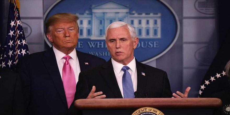ABD Başkan Yardımcısı Pence'in Kovid-19 testi negatif çıktı