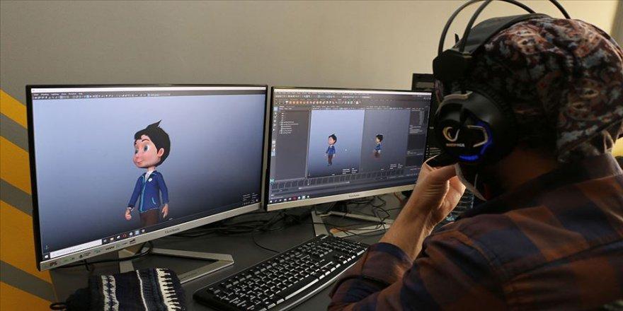 TRT Çocuk'ta çizgi karakter 'AGİ' ile sıfır atığı anlatacaklar
