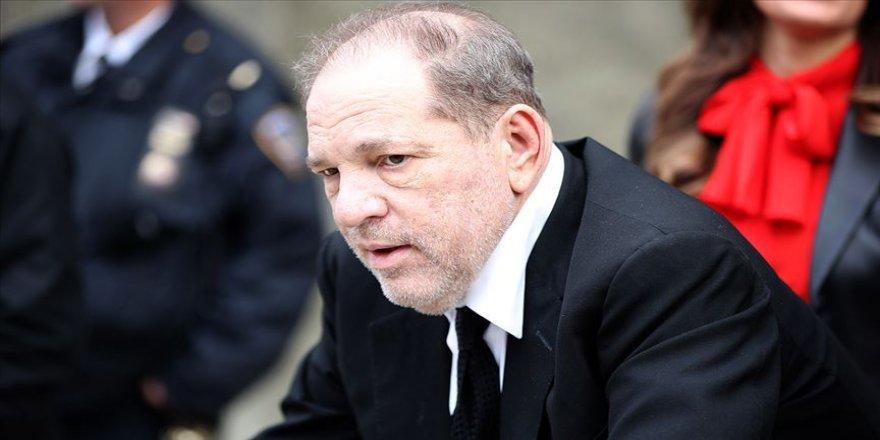 Cezaevindeki ABD'li film yapımcısı Harvey Weinstein'ın Kovid-19 testi pozitif çıktı