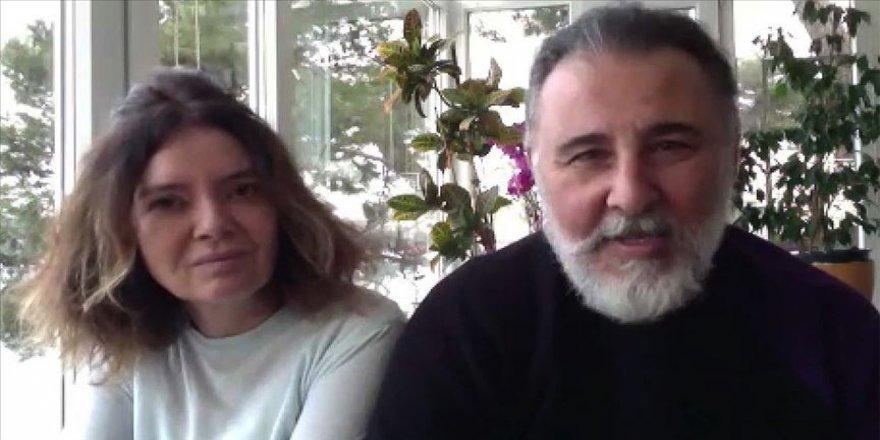 Kemal ve Lale Başar çifti evde geçen 'korona günleri'ni anlattı