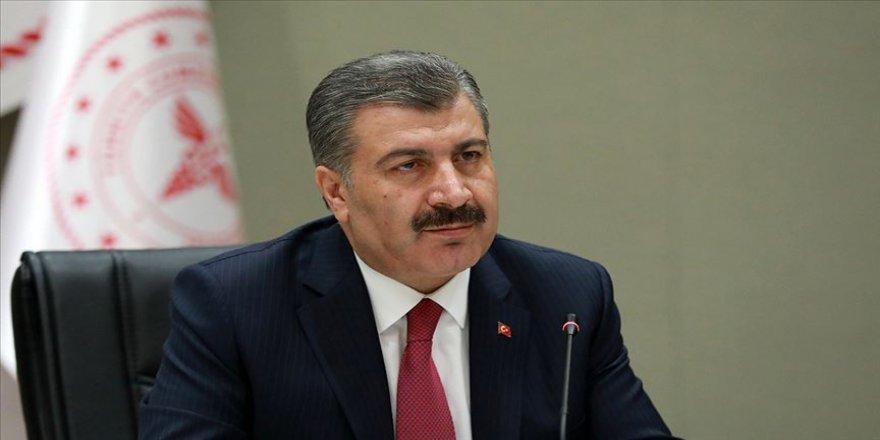 Sağlık Bakanı Fahrettin Koca'dan gençlere mesaj