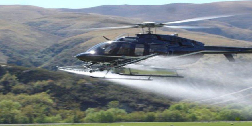 Kocaeli Emniyeti,5 helikopterin dezenfektan sıkacağı mesajlarını yayanlara yasal işlem başlattı