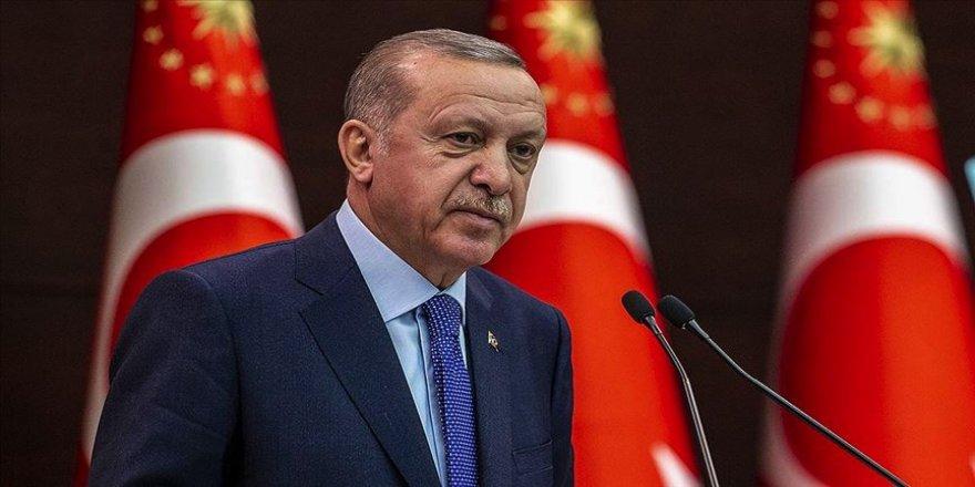 Cumhurbaşkanı Erdoğan merhum Muhsin Yazıcıoğlu'nu vefatının 11. yılında andı