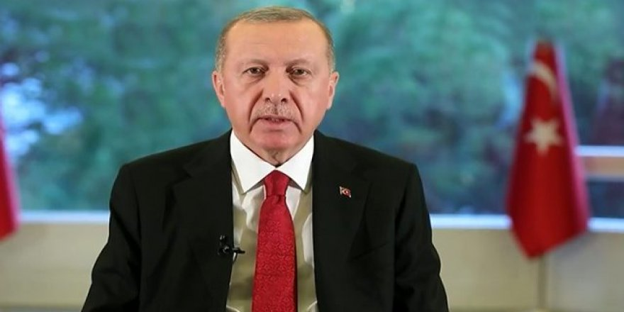 """Erdoğan Ulusa Sesleniş konuşması yaptı ! """"Her türlü senaryoya karşı hazırlığımız vardır."""""""