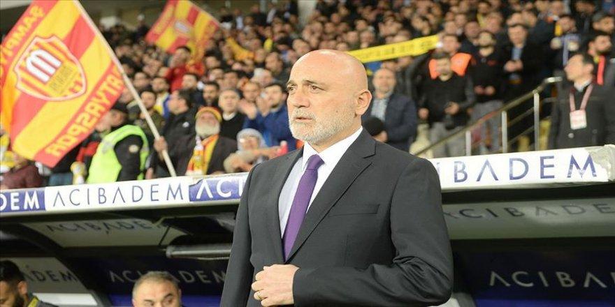 BtcTurk Yeni Malatyaspor Teknik Direktörü Hikmet Karaman: İnşallah kısa sürede normal günlerimize döneriz