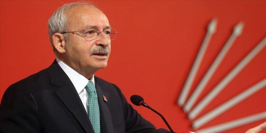 Kılıçdaroğlu, siyasi parti liderlerine 'Kovid-19' mektubu gönderdi