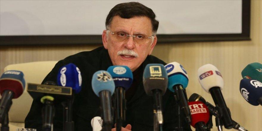 Libya Başbakanı Serrac: Saldırganlara gereken sert cevabın verilmesini emrettim