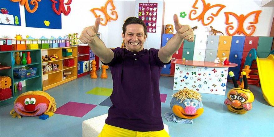 """TRT Çocuk'un yeni programı """"Sarı"""" minik seyircileri harekete geçirecek"""