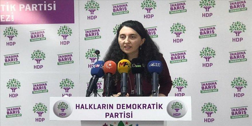 """HDP'den """"Evde kal"""" çağrısı yapıldı"""