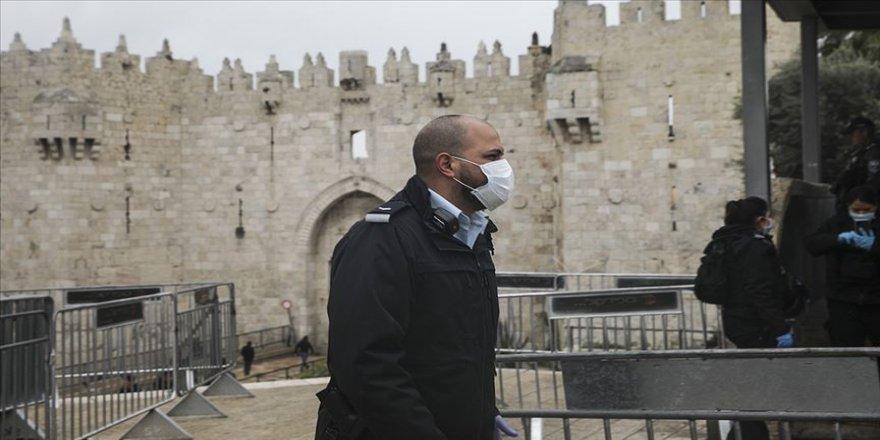 İsrail'de Kovid-19 vaka sayısı 3 bin 500'e yaklaştı