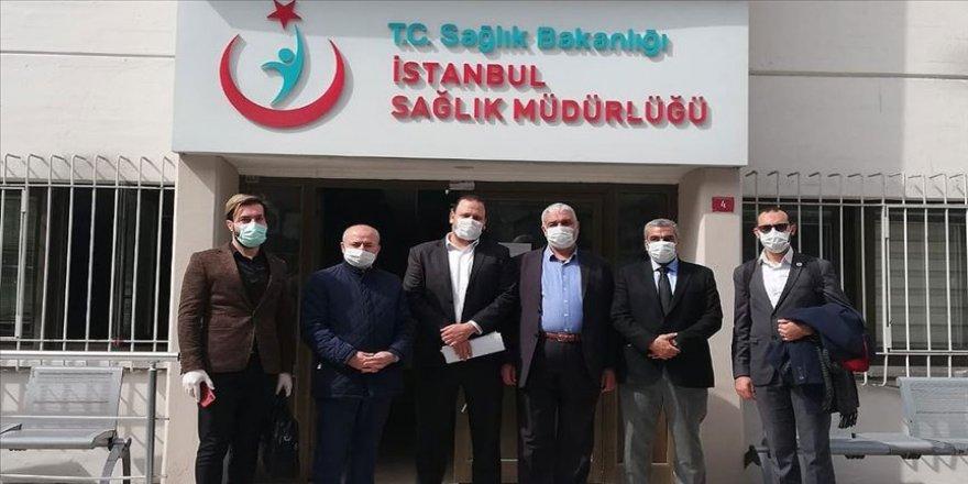 Türkiye'deki Arap doktorlar, Kovid-19'la mücadelede Türkiye'ye destek olmak istiyor