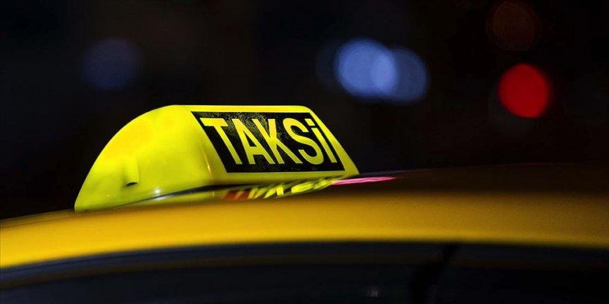 Bir ilde daha taksiler için plaka sınırlaması uygulanmaya başlandı