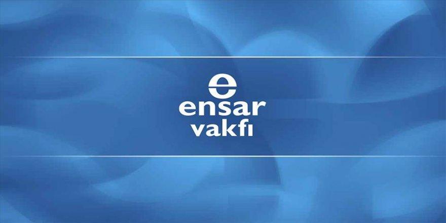 Ensar Vakfı 5 yurdunu sağlık çalışanlarına tahsis etti