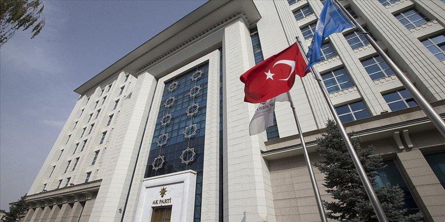 AK Parti ''koronavirüse karşı dayanışma kampanyası'' başlattı