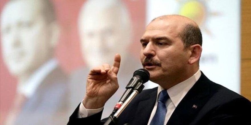Virüs Türkiye'de Nasıl Bu Kadar Hızlı Yayıldı ! Bakan Soylu Bir Kitleyi İşaret Etti