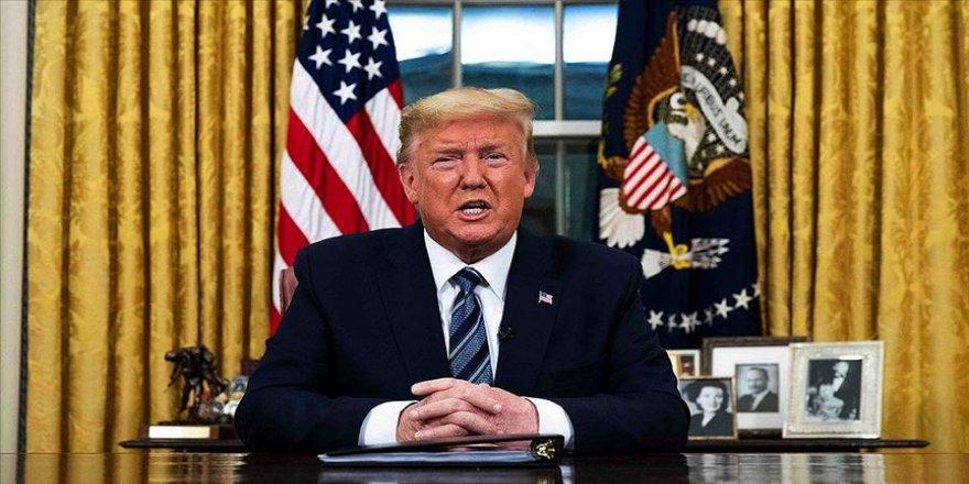 Trump ve İtalya Başbakanı Conte Kovid-19 salgınını konuştu