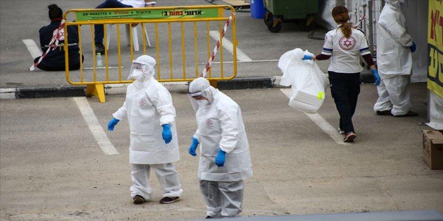 İsrail'de koronavirüsten ölenlerin sayısı 18'e yükseldi
