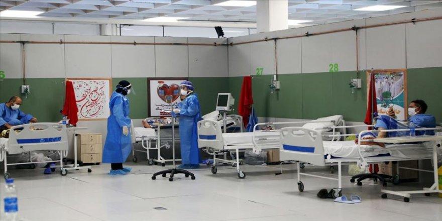 İran'da Kovid-19 kaynaklı can kaybı 2 bin 898'e yükseldi