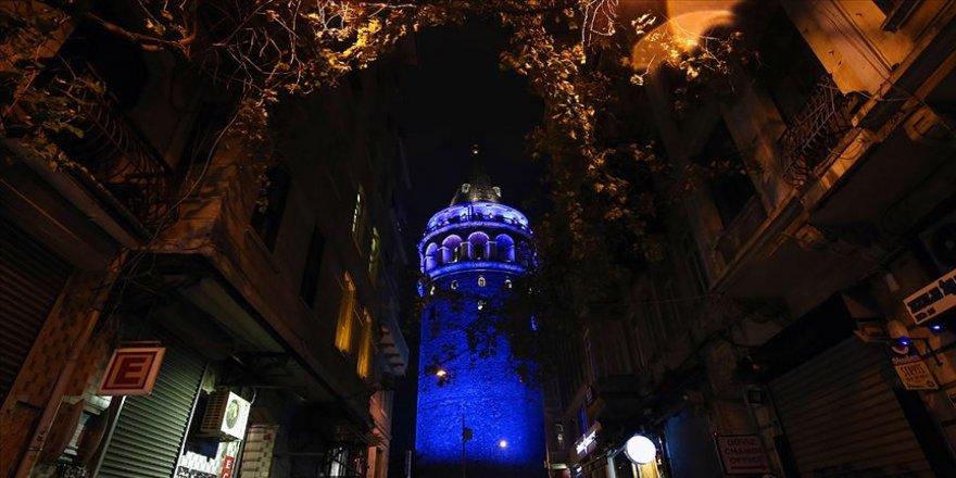 Dünya Otizm Farkındalık Gününde İstanbul mavi ışıklarla aydınlatılacak