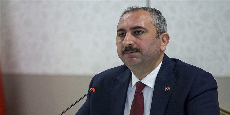 Adalet Bakanı Gül: İnfaz düzenlemesi çok gecikmeden Meclis gündemine gelecek