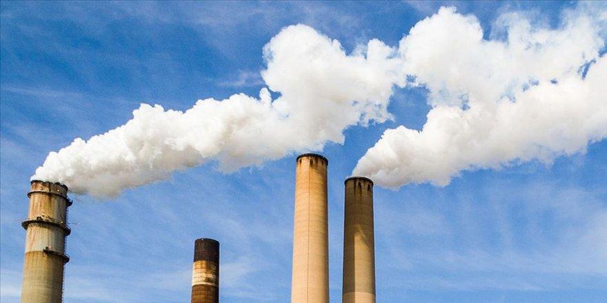 Türkiye'de sera gazı emisyonu azaldı