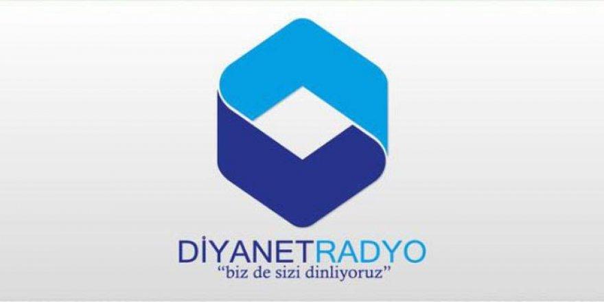 Diyanet Radyo'da 24 saat kesintisiz radyo yayını