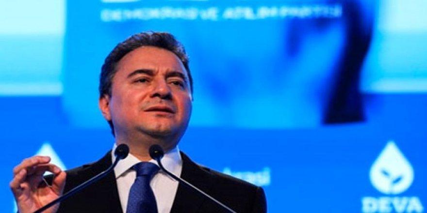 Ali Babacan, A Takımı'nı belirledi ! Nihat Ergün'ün görevide belli oldu
