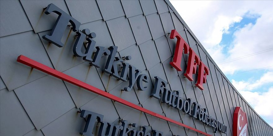 TFF'den Milli Dayanışma Kampanyası'na 1 milyon 923 bin liralık destek